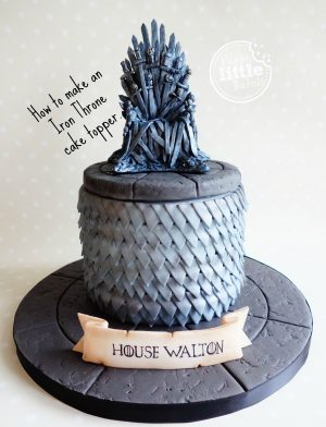 Game of thrones BD Cakes